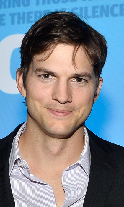 You won't find Christopher Kutcher's name in the news because the model-turned-actor goes by his middle name, Ashton.