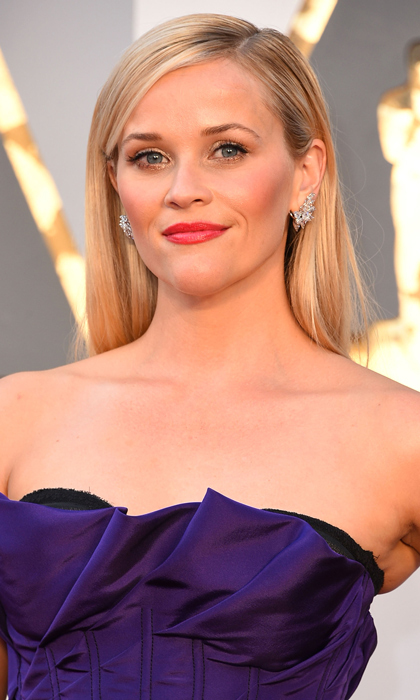 In the spotlight she's Reese. But the Oscar-winner was born Laura Jeanne Reese Witherspoon.