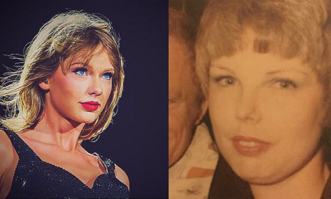 <h4>Taylor Swift</h4>