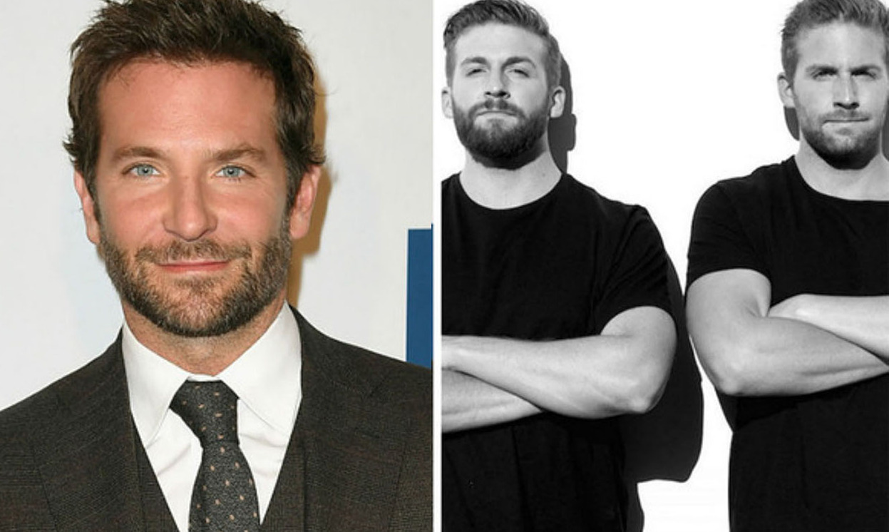 <h4>Bradley Cooper</h4>