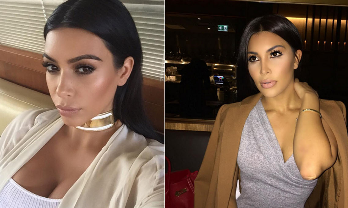 <h4>Kim Kardashian</h4>