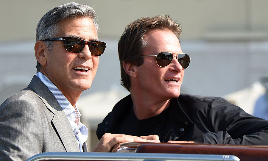 <h2>GEORGE CLOONEY AND RANDE GERBER