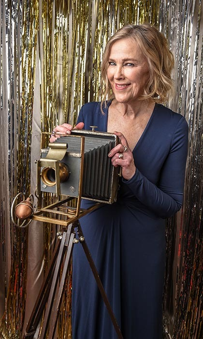 <em>Schitt's Creek</em> star and best actress winner Catherine O'Hara. 