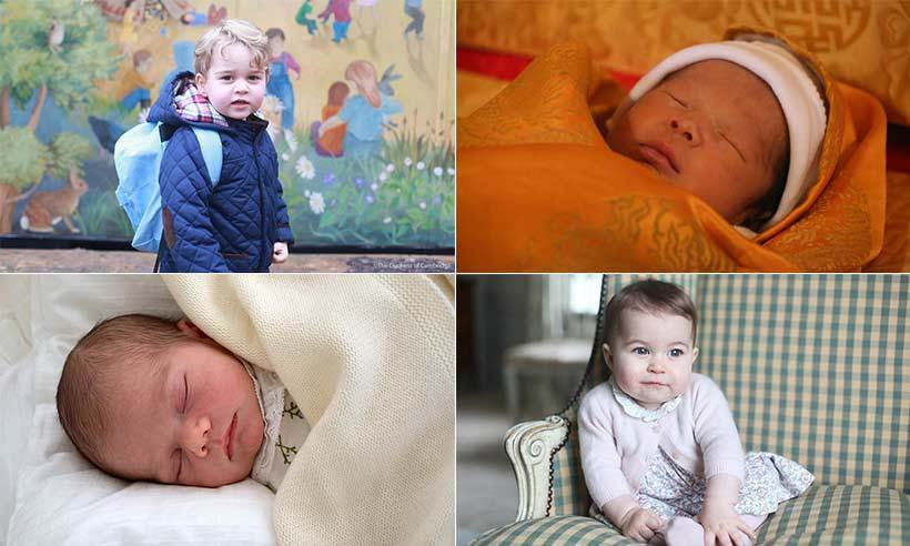 Crown Princess Victoria of Sweden took the first official photo of her son Prince Oscar, and she's not the first royal to snap her kids! We take a look back at the other members of monarchies who have turned photographer...