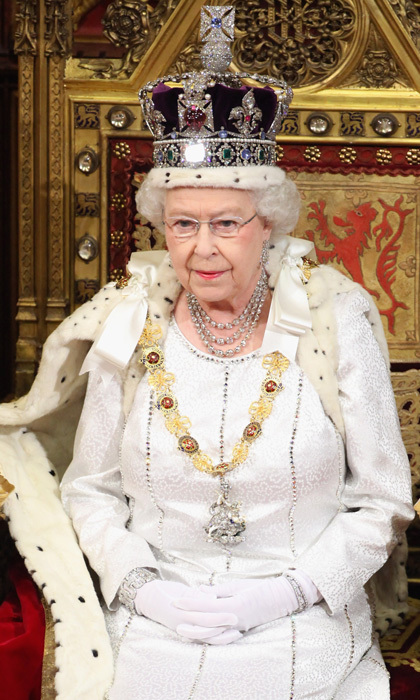 58. The Queen has opened Parliament every year except 1959 and 1963, when she was pregnant with Princes Andrew and Edward respectively.