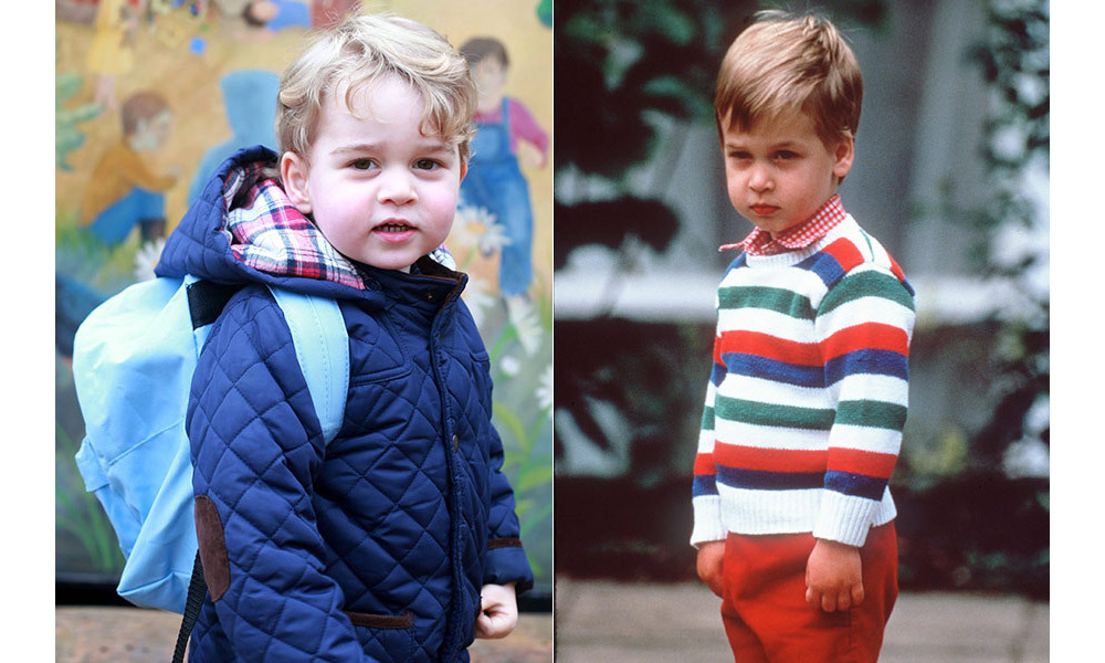 <strong>Kate has sent Prince George to a Montessori school