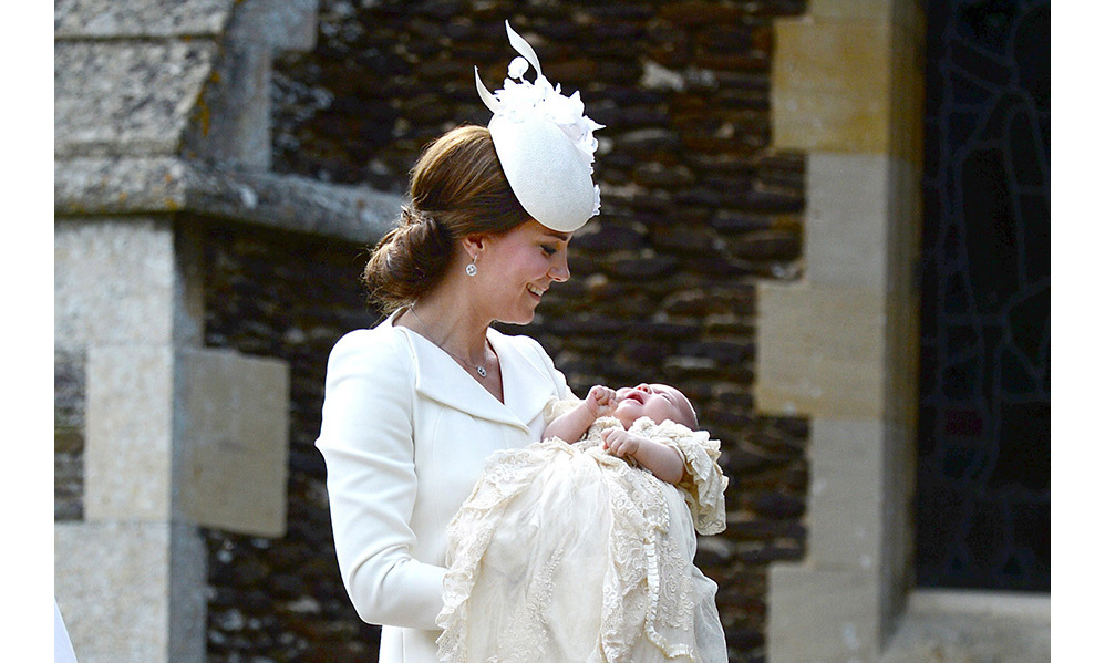 <strong>The Duchess named her daughter after Diana