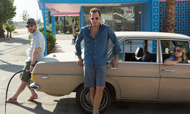 Will Arnett plays Chip in his new Netflix series, 'Flaked.'