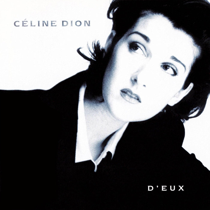 "In 1995 Celine released <em>D'eux</em>, which has since become the bestselling French-language album ever. It was recorded in Paris and found a fetching lead single in ""Pour que tu m'aimes encore."" 