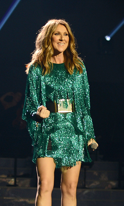 "Despite her husband's poor health Celine returned to her second residency – her self-titled show Celine – in Las Vegas, at his request, in the summer of 2015. ""René wants me to be here. I'm excited to get back to perform for my fans,"" Celine said at the time. 