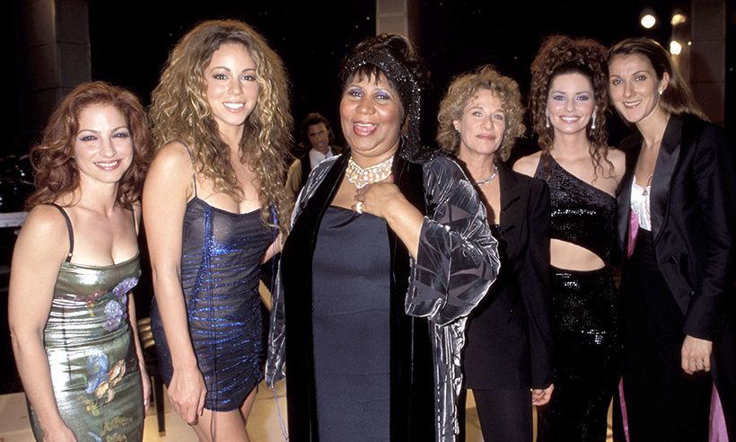 In 1998 Celine joined other musical icons including Canada's own Shania Twain, Aretha Franklin, Mariah Carey, Carole King and Gloria Estefan in the first-ever VH1 Divas Live, which was launched to support the channel's Save The Music Foundation. 