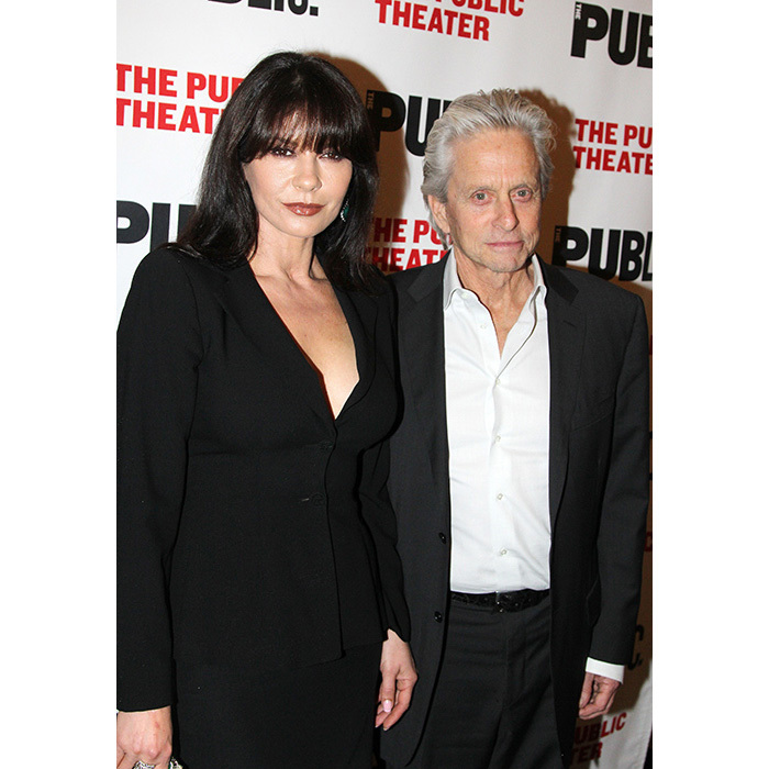 <p>Michael and Catherine went through a difficult period in 2013, and briefly separated due to stress caused by Michael's cancer battle and Catherine's struggles with bipolar disorder.