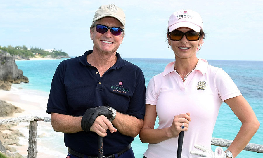 <p>The couple settled in Bermuda, where they had an idyllic life of golfing, sailing and just walking on the beach – and enjoying being fairly anonymous.