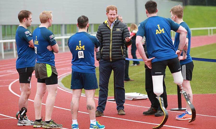 Prince Harry is set to stage the second Invictus Games.