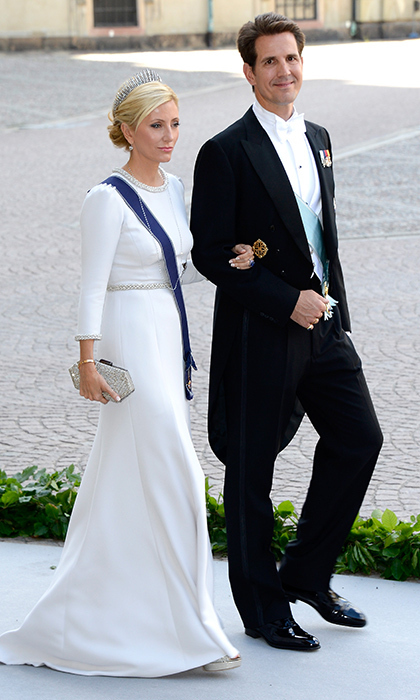 <p>Pavlos, it turned out, felt the same and two years later he proposed to his princess-to-be on a ski lift in Gstaad. Their London wedding boasted the largest congregation of royals in the city since Queen Elizabeth's 1947 wedding to Prince Philip.
