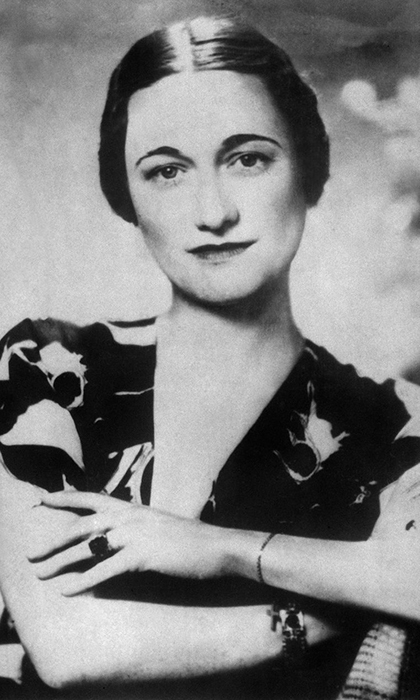 <strong>Wallis Simpson, The Duchess of Windsor