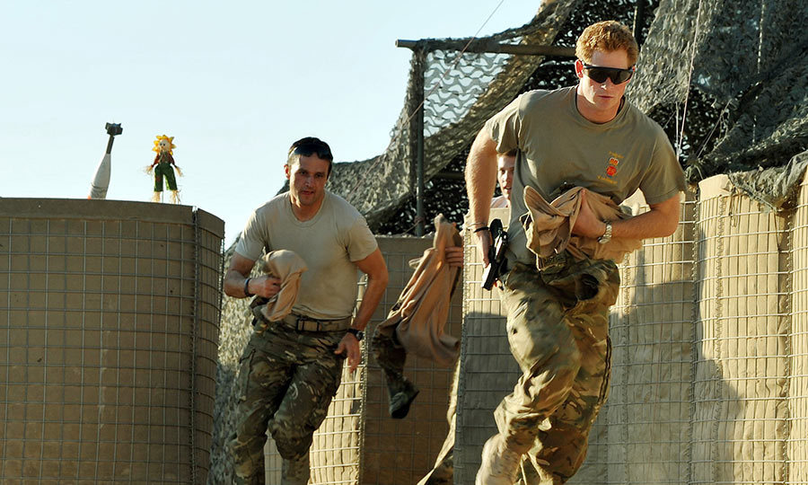 <p>Following the completion of his military training, the prince was sent to Afghanistan in 2007. With two operational tours under his belt, he was promoted to the rank of captain in 2011.</p>