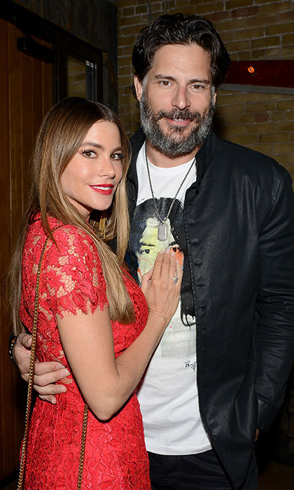 Newlyweds Sofia Vergara and Joe Manganiello attended the world premiere of <i>Pee-wee's Big Holiday</i> at the SXSW festival in Austin. 
