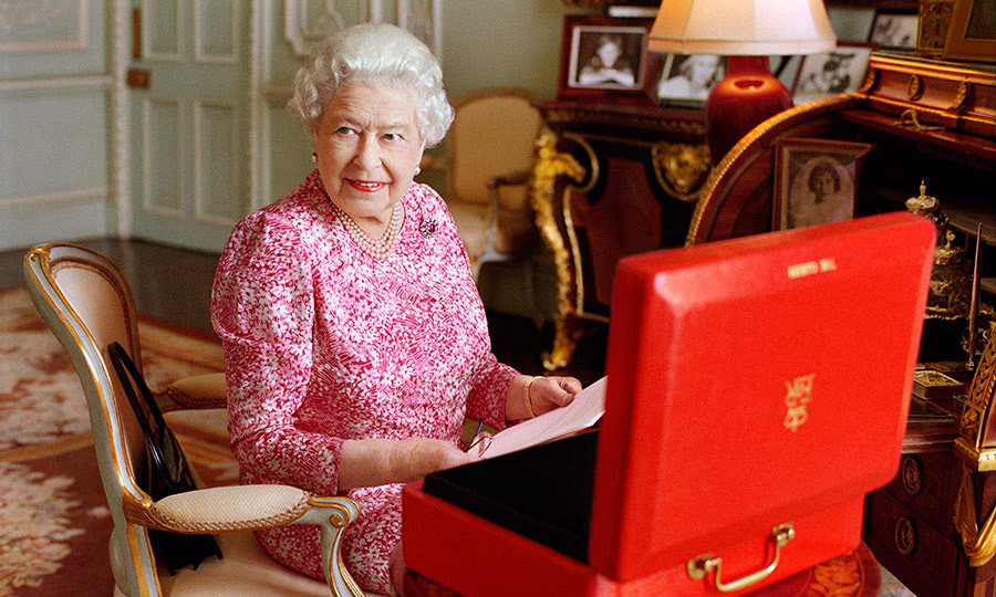 The documentary will show Queen Elizabeth at work and at home.