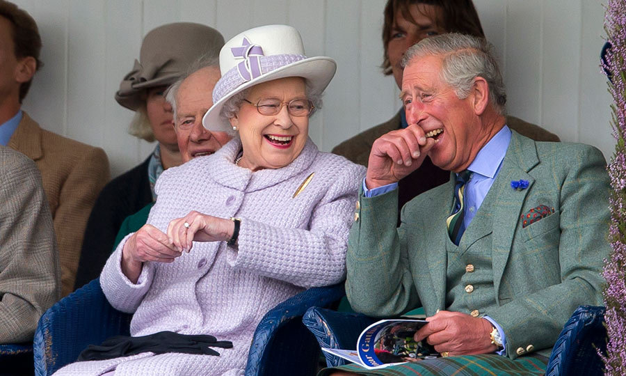 Prince Charles revealed an anecdote that made his mother 'laugh a little'.