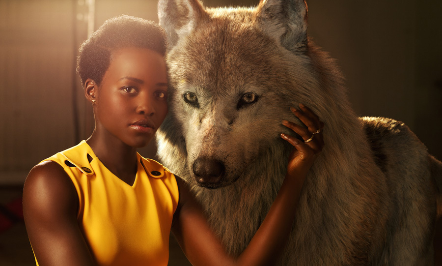 On April 15, Disney's long-awaited live-action take on the classic story <em>The Jungle Book</em> swings into theatres with an all-star cast that includes Lupita Nyong'o, Scarlett Johansson and Idris Elba. In anticipation of the Jon Favreau-helmed film, the studio has released a series of striking portraits pairing the cast with CG versions of the animals they play. Click through to see them all... 