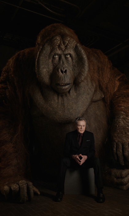 <b>Christopher Walken as King Louie<br></b>
