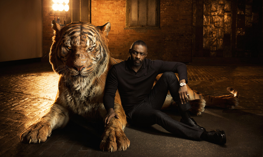 <b>Idris Elba as Shere Khan<br></b>