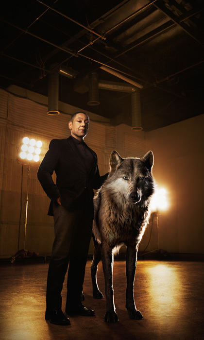 <b>Giancarlo Esposito as Akela<br></b