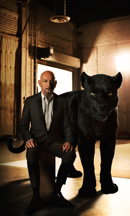 <b>Ben Kingsley as Bagheera<br></b>