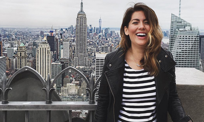 Jillian Harris Opens Up About Pregnancy And Late-night