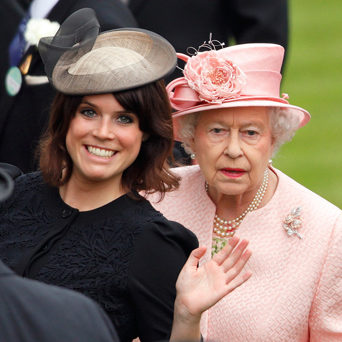Granddaughter Princess Eugenie says her Granny is happiest at her Balmoral estate in Scotland.