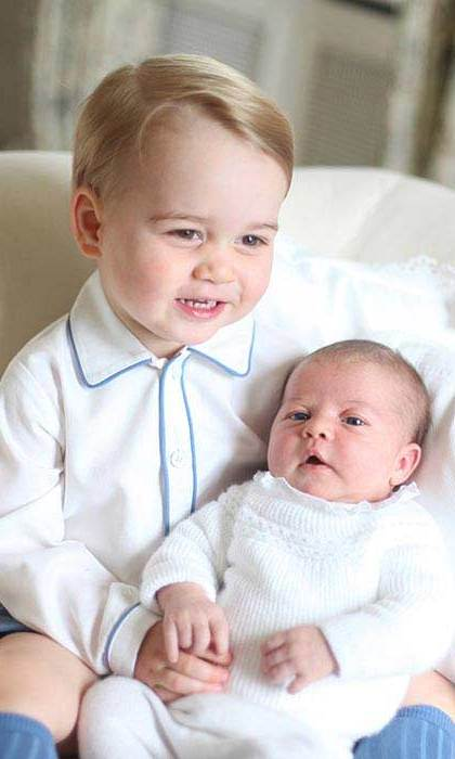 Prince George and Princess Charlotte will enjoy their first Easter together