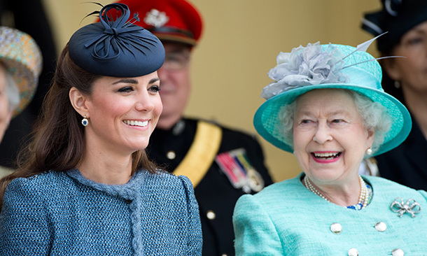 The Duchess revealed that she gave Her Majesty some homemade chutney for Christmas.