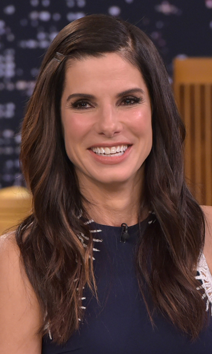 <h2>Sandra Bullock:</h2> 