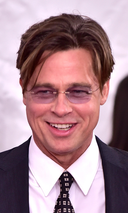 <h2>Brad Pitt:</h2> 