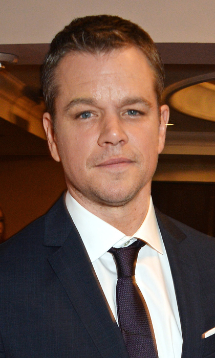 <h2>Matt Damon:</h2> 