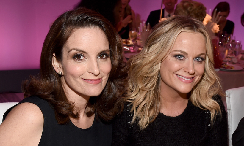 <h2>Tina Fey and Amy Poehler:</h2> 