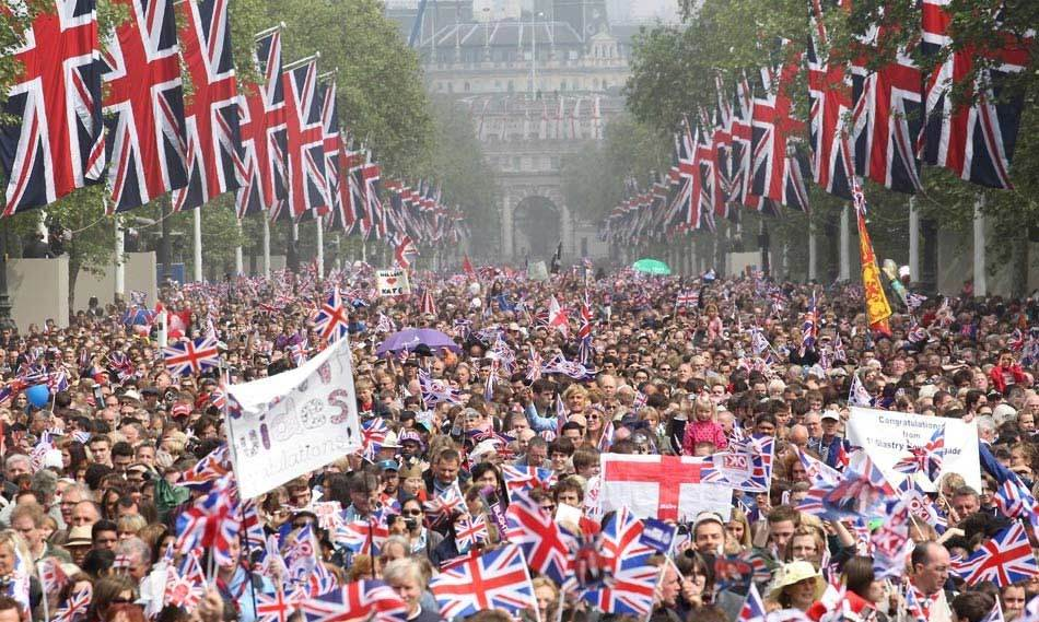 A number of events will commemorate Her Majesty's special day, including a street party on The Mall in June.