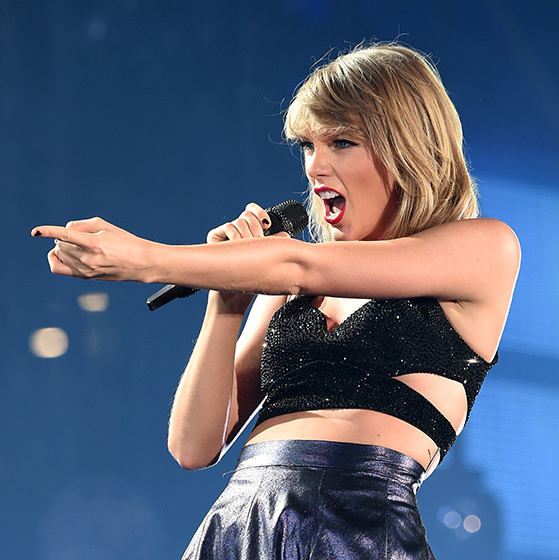 Taylor has an interesting history with Apple Music.