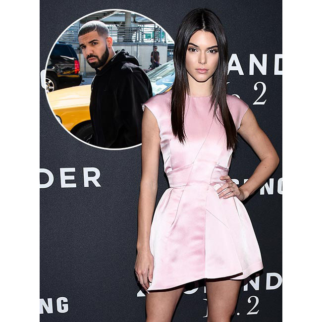 Drake attended Kendall's 20th birthday celebrations last year, and it was soon claimed there was a spark between the two of them. But their 'romance' failed to take off and reports of anything between them soon fizzled out.