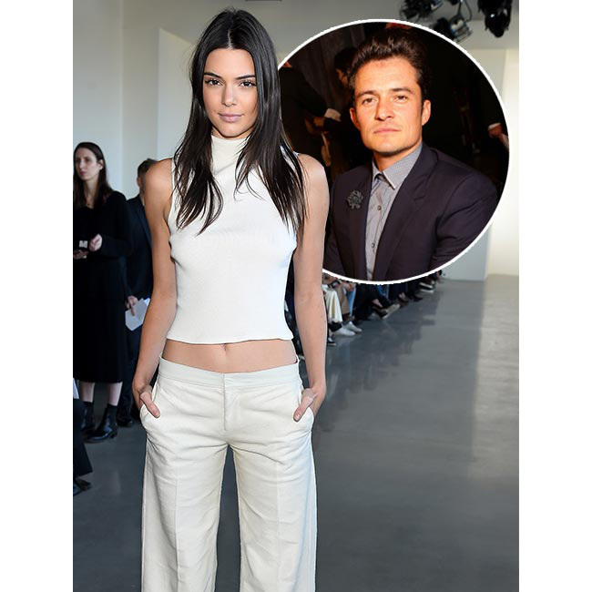 In October 2015, Kendall and British actor Orlando Bloom were said to have been spotted getting cosy during a night out – immediately sparking rumours they were to become Hollywood's newest power couple. But he later revealed they'd never even met, but confessed he'd love to get her number.
