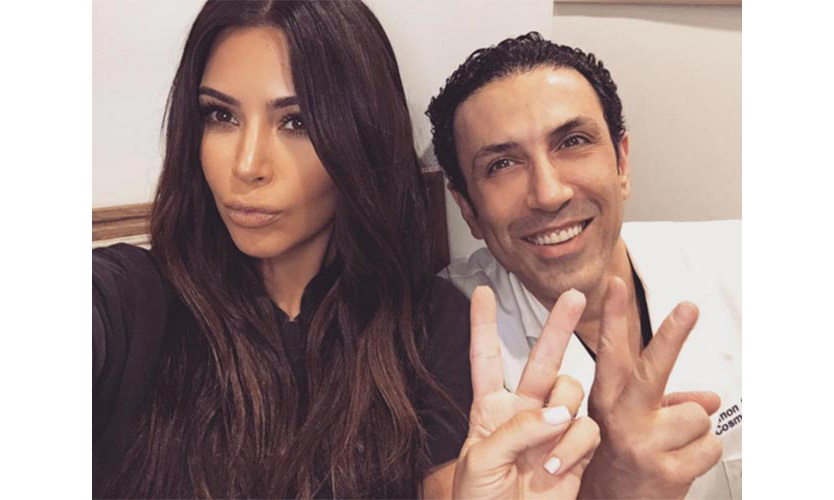 <h3>Kim Kardashian