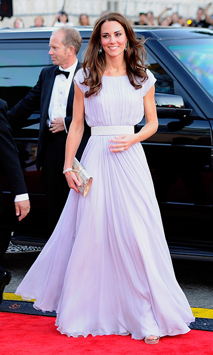 Kate will host the gala on 22 June.