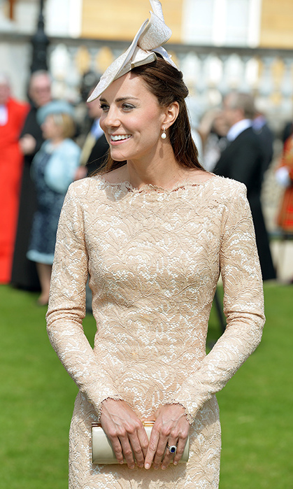 Funds raised will go to East Anglia Children's Hospice charity, of which Kate is a patron.