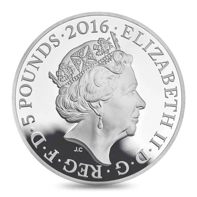 The commemorative piece was designed by artist and sculptor Christopher Hobbs.