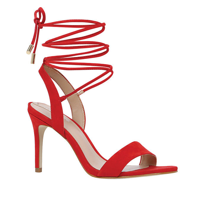 <strong>Marilyn in Red Nubuck</strong>, $95,