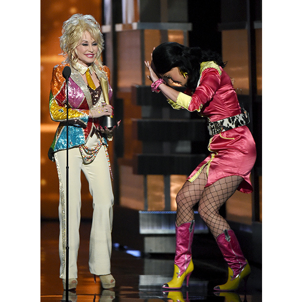 <h2>Dolly Parton</h2>