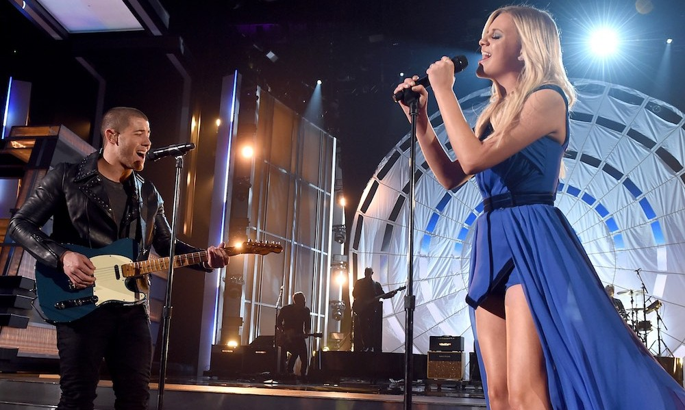 "Not only did she win her first ever ACM Award for New Female Vocalist of the Year, but she also managed to fulfill her childhood dream of performing with her celebrity crush, Nick Jonas. The two took the stage to perform Kelsea's second hit single, ""Peter Pan,"" and although Nick is eye candy himself, all eyes were on the country starlet.