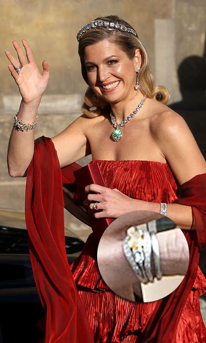 <h3>Queen Máxima of the Netherlands
