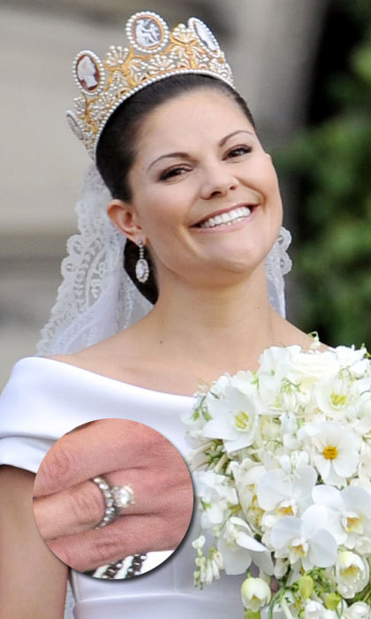<h3>Crown Princess Victoria of Sweden